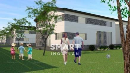 Új Építésű családi ház eladó Diósd, 130 négyzetméteres