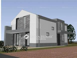 Budapest új építésű ikerház eladó, Mátyásföld, Lepkevirág utca, 155 négyzetméteres