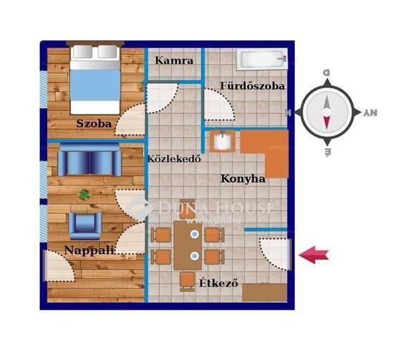Székesfehérvár kiadó lakás
