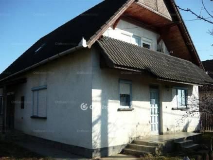 Szolnoki eladó családi ház, 5 szobás