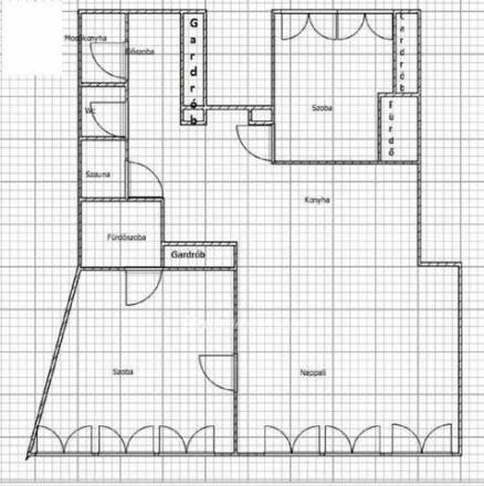 Lakás eladó Budapest, 106 négyzetméteres
