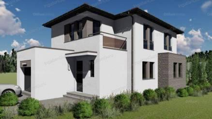 Kecskeméti eladó családi ház, 3 szobás, a Tordai utcában, új építésű