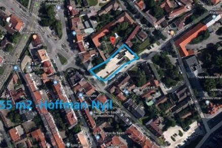 Kecskeméti kiadó telek, 1355 négyzetméteres