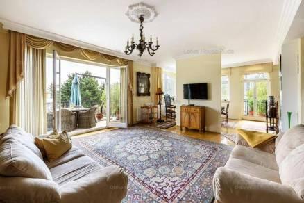 Budapest eladó lakás Mártonhegyen az Ormódi utcában, 186 négyzetméteres