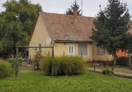 Dunaföldvári eladó családi ház, 2 szobás, 80 négyzetméteres