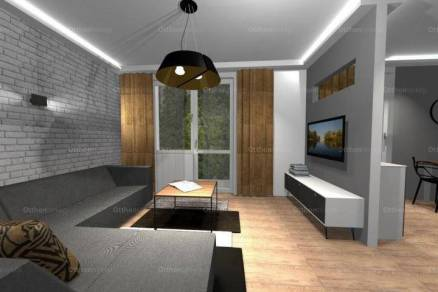 Szeged új építésű albérlet, 2 szobás