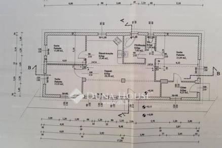 Jászjákóhalmai családi ház eladó, 123 négyzetméteres