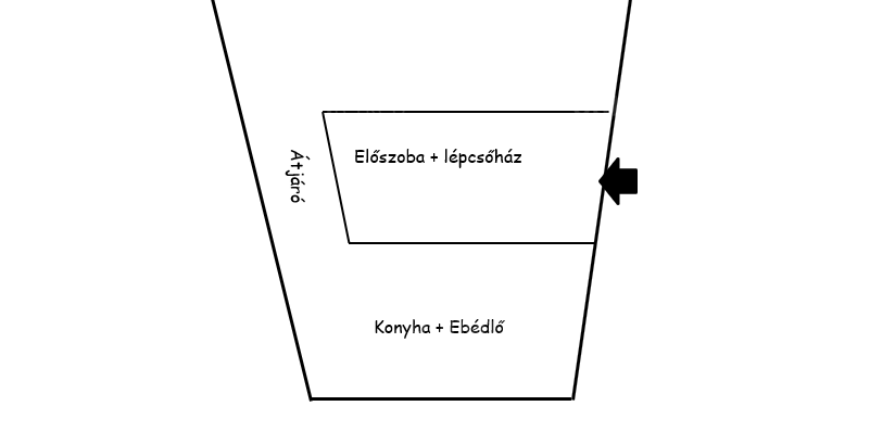 Eladó sorház Debrecen, Kodály Zoltán utca, 5 szobás