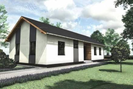 Eladó 1+4 szobás családi ház Nagycenk, új építésű