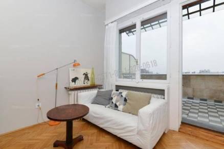 Budapest kiadó lakás Újlipótvárosban a Szent István parkban, 36 négyzetméteres