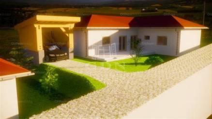 Kerepesi új építésű ikerház eladó, 135 négyzetméteres, 4 szobás