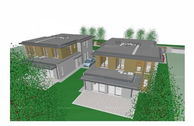 Zamárdi új építésű ikerház eladó, 5 szobás