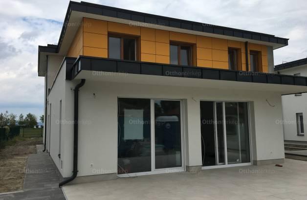 Zamárdi eladó új építésű ikerház