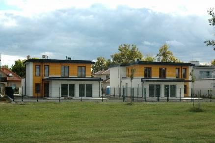 Zamárdi új építésű ikerház eladó, 123 négyzetméteres