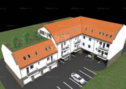 Szolnok 3+1 szobás új építésű lakás eladó