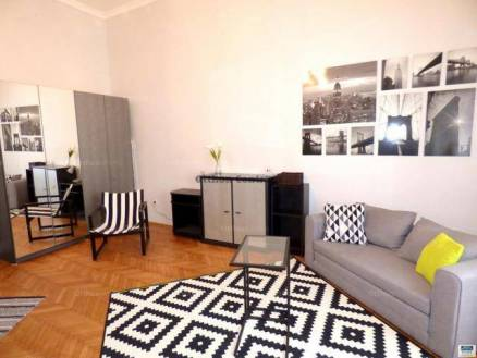 Budapest kiadó lakás Józsefvárosban a Luther utcában, 49 négyzetméteres