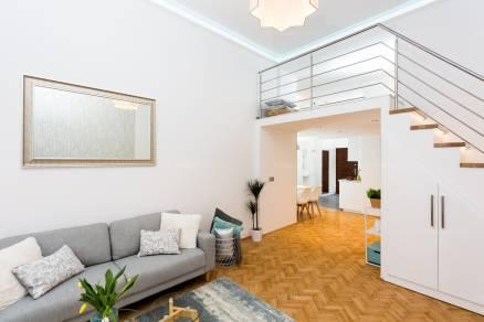 Budapesti eladó lakás, Kelenföldön, Bánk bán utca 11..