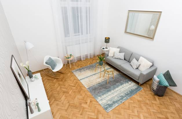 Budapesti lakás eladó, Kelenföldön, Bánk bán utca, 1 szobás