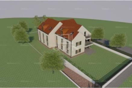 Budapesti új építésű eladó lakás, Rómaifürdőn, Petur utca, 4 szobás