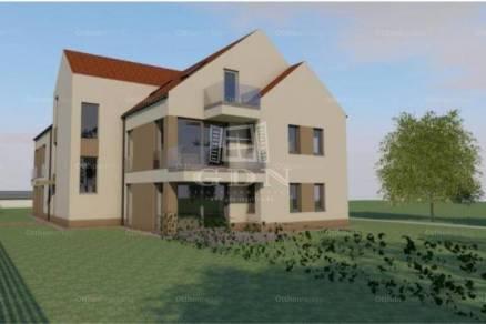 Eladó 4 szobás új építésű lakás Rómaifürdőn, Budapest, Petur utca