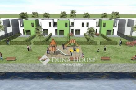 Eladó új építésű sorház Debrecen, 2+2 szobás