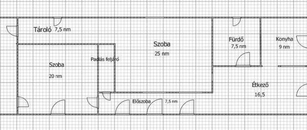 Családi ház eladó Ajka, a Padragi úton, 120 négyzetméteres