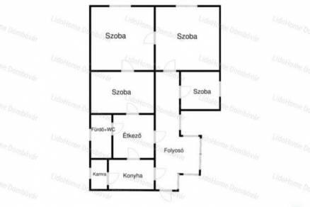 Mágocs eladó családi ház