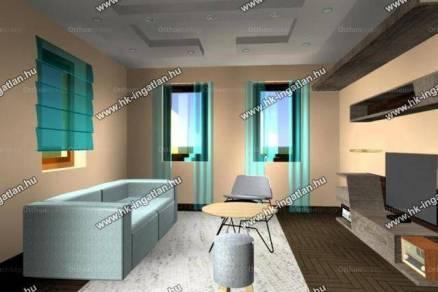 Fóti új építésű lakás eladó, 81 négyzetméteres, 3 szobás