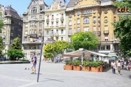 Budapest eladó lakás Belső-Ferencvárosban a Vámház körúton, 84 négyzetméteres