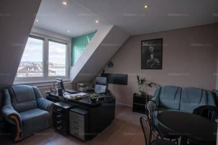 Eladó családi ház Lágymányoson, 17+1 szobás