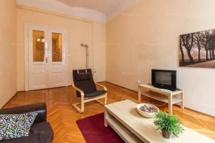 Budapest kiadó lakás Terézvárosban az Aradi utcában, 65 négyzetméteres