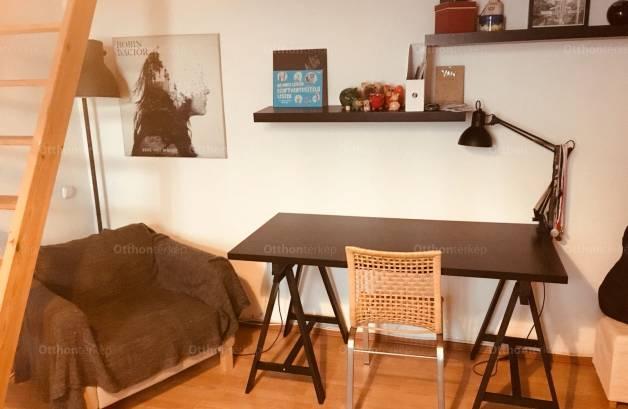 Budapesti lakás eladó, Terézvárosban, Bajza utca 68., 1 szobás