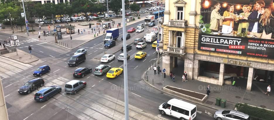 Lakás eladó Budapest, Erzsébetváros Rákóczi út, 86 négyzetméteres