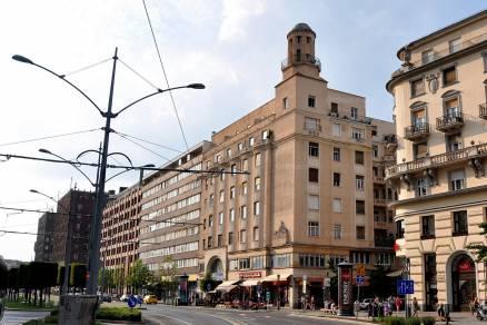 Budapesti lakás kiadó, Erzsébetvárosban, Károly körút, 2+1 szobás