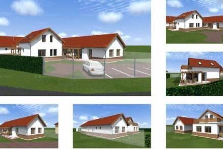 Új Építésű eladó családi ház Szombathely, 3 szobás