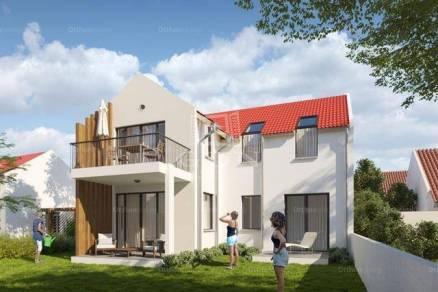 Vác új építésű, 3 szobás