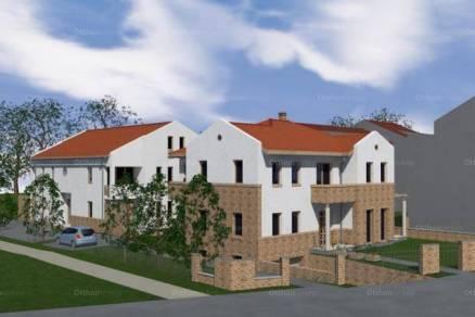 Szentendrei új építésű lakás eladó, 69 négyzetméteres, 3 szobás