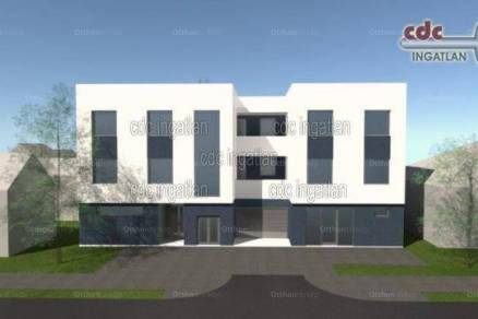 Budapesti új építésű eladó lakás, Újpéteritelepen, 3 szobás
