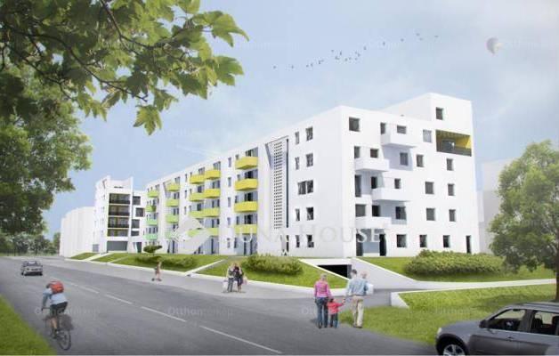Új Építésű lakás eladó Debrecen, az Ispotály utcában, 45 négyzetméteres