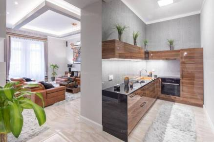 Budapesti kiadó lakás, 3 szobás, 115 négyzetméteres