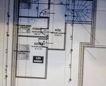 Pécsi új építésű lakás eladó, 112 négyzetméteres, 5 szobás