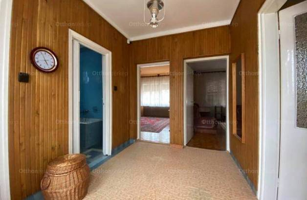 Sárvári eladó ikerház, 2+1 szobás, a Bocskai István utcában