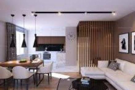 Budapesti lakás kiadó, 35 négyzetméteres, 1+1 szobás