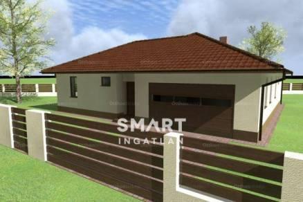 Eladó új építésű családi ház Érd, 2+2 szobás