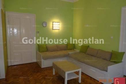 Budapesti kiadó lakás, 1+1 szobás, 55 négyzetméteres