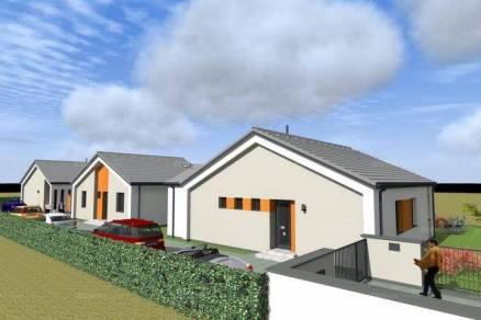 Eladó 4 szobás családi ház Gyula, új építésű