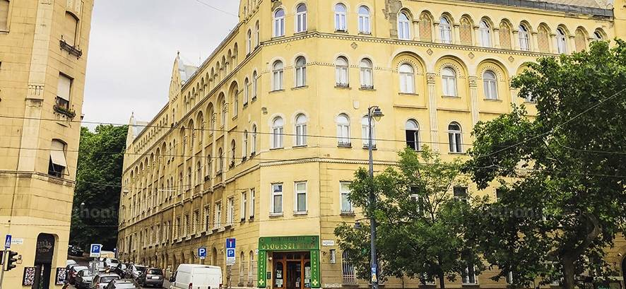 Budapest, XI. kerület Bartók Béla út 6.