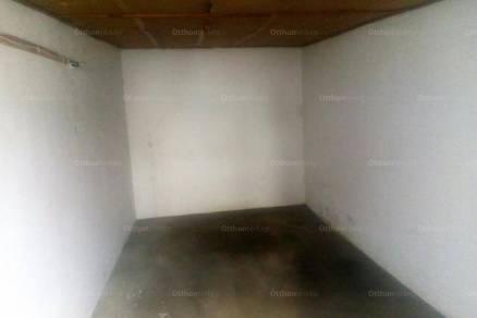 Székesfehérvári eladó garázs, 15 négyzetméteres
