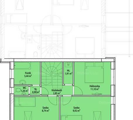 Sorház eladó Szeged, 151 négyzetméteres