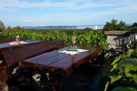 Balatonudvari 10+1 szobás nyaraló eladó